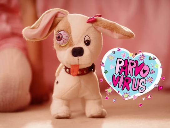 IFAW Film Ad - Pups