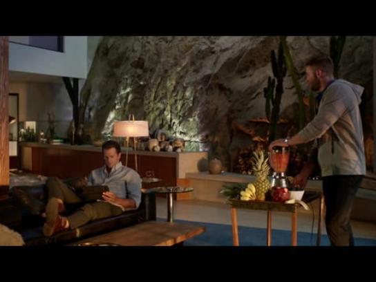 Ugg Film Ad - Comfort under pressure