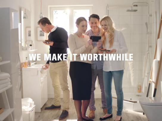 OBI Film Ad - Bathoom