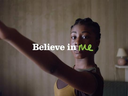Barnardo's Film Ad - Believe in me