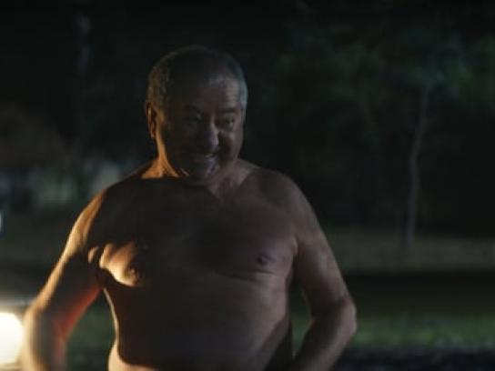 NRMA Film Ad - Skinny dippers