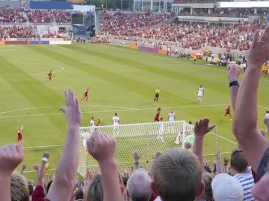 Claritin Film Ad - Soccer