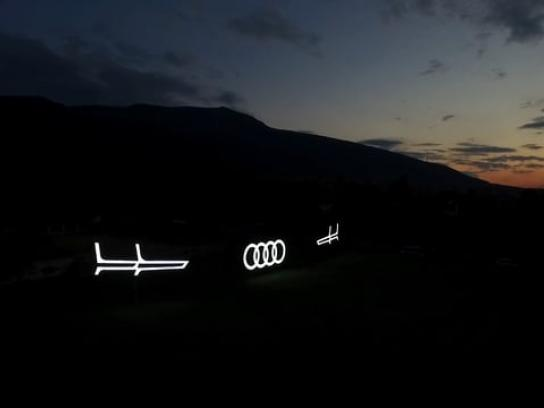 Audi Digital Ad - Lights on