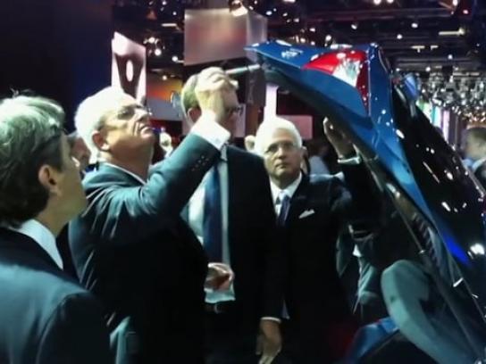Hyundai Digital Ad - Approved by VW-Chairman