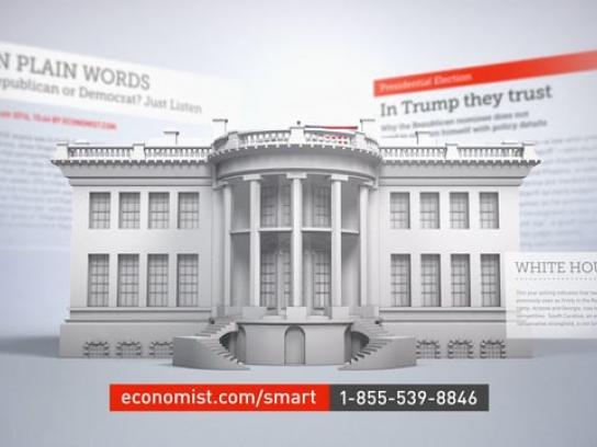 The Economist Film Ad - 12 for 12