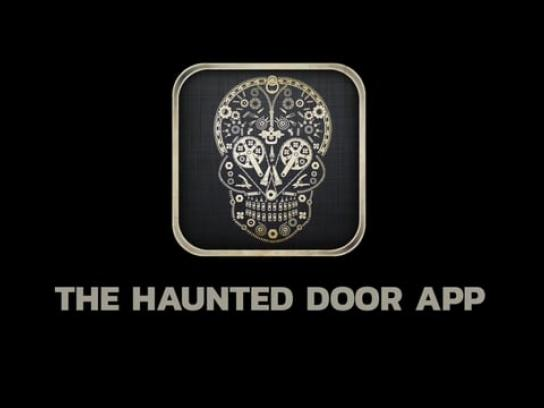 WD-40 Digital Ad - Haunted door app