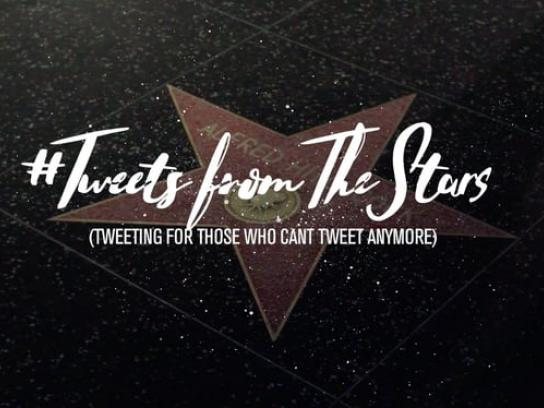 Voto Latino Digital Ad - Tweets from the stars