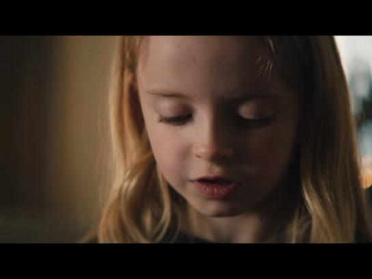Tesco Film Ad - Here's to the Hosts, Caitlin