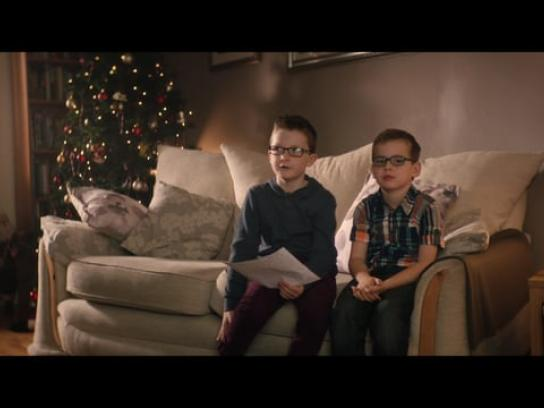 Tesco Film Ad - Here's to the Hosts, Jack&Harry