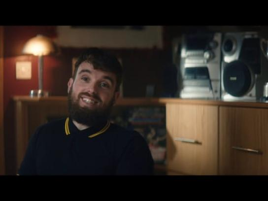 Tesco Film Ad - Here's to the Hosts, Graham