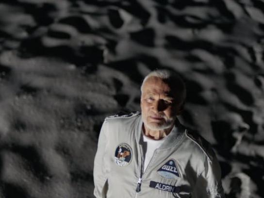 Quaker Film Ad - Buzz Aldrin