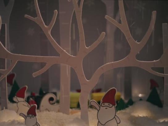 IKEA Film Ad - Christmas