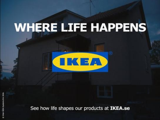 IKEA Film Ad - A good listener