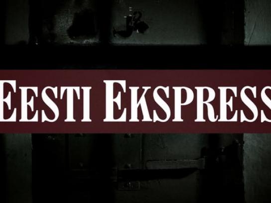 Eesti Ekspress Audio Ad - Life sentence