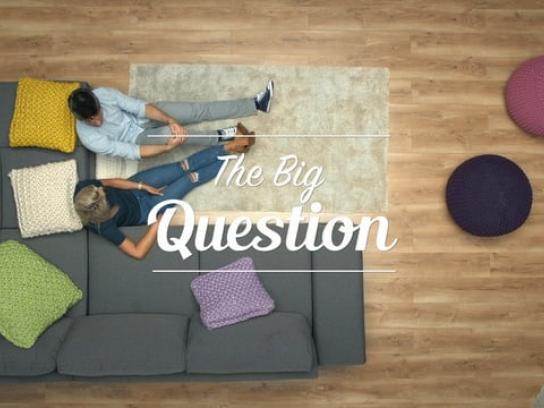 Vhi Film Ad - The big question