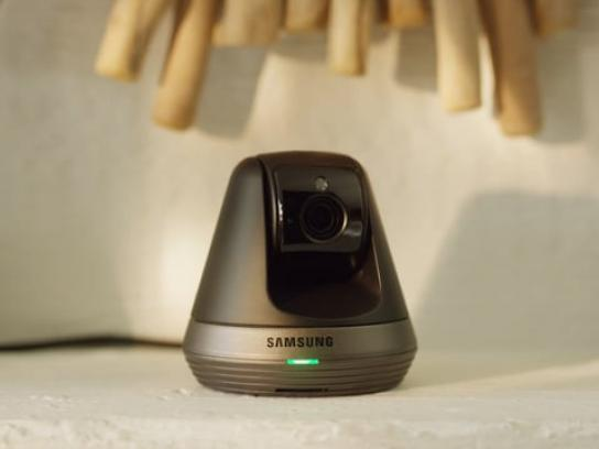 Samsung Film Ad - SmartCam with Privacy