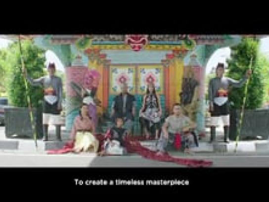 Guinness Film Ad - Batik Friday