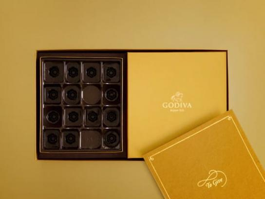 Godiva Film Ad - The Box that Keeps Giving