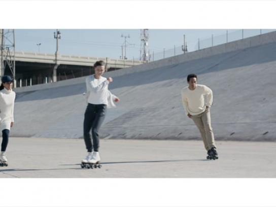 GAP Film Ad - Roller Skate