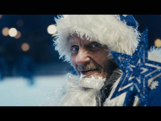 Nochlezhka Digital Ad - Homeless Santas