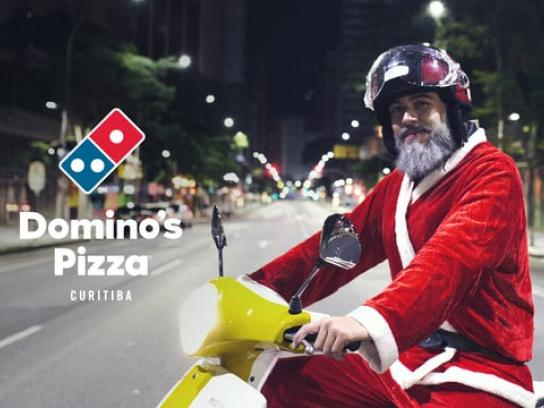 Domino's Pizza Film Ad - Christmas delivery