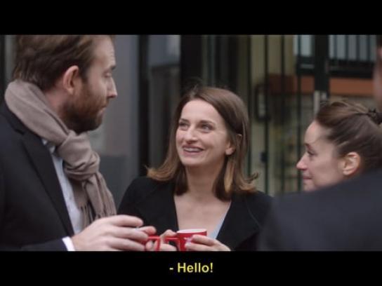 Nescafe Film Ad - Stop