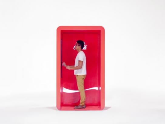 Coca-Cola Experiential Ad - THX BOX