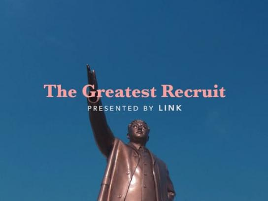 Link Digital Ad - The greatest recruit
