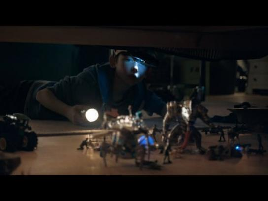 SAIC Film Ad - Redefining Tomorrow
