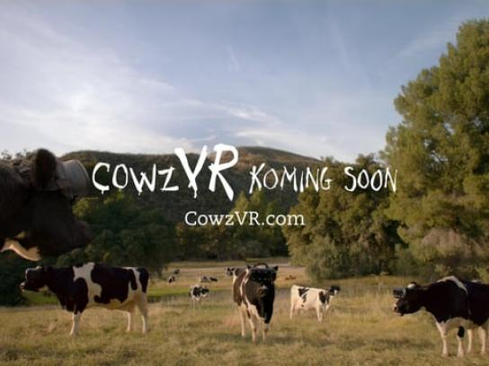 Chick-fil-A Film Ad - CowzVR is coming soon!