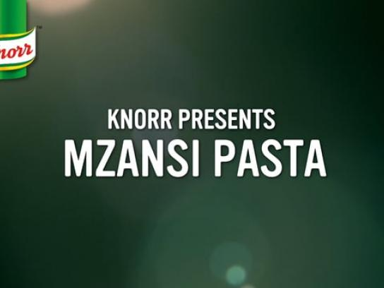 Knorr Film Ad - Mzansi Pasta