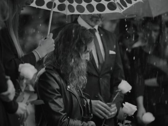 Nossa Film Ad - Old website funeral