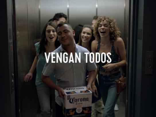 Corona Beer Film Ad - Amistad
