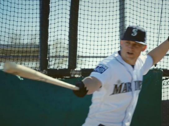 Seattle Mariners Film Ad - Beyond the Flip