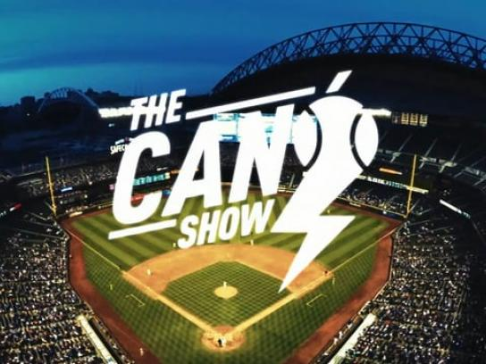Seattle Mariners Film Ad - Cano Show