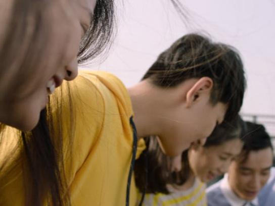 China Mobile Film Ad - Rejoice
