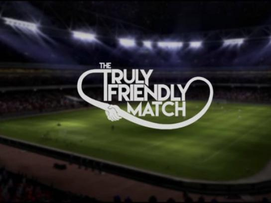 Partners Global Experiential Ad - The Truly Friendly Match