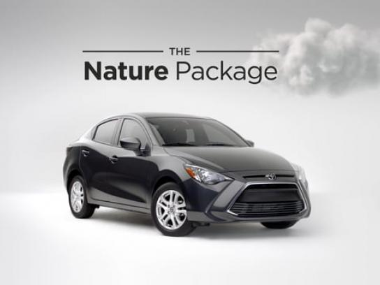 Toyota Digital Ad - The Nature Package