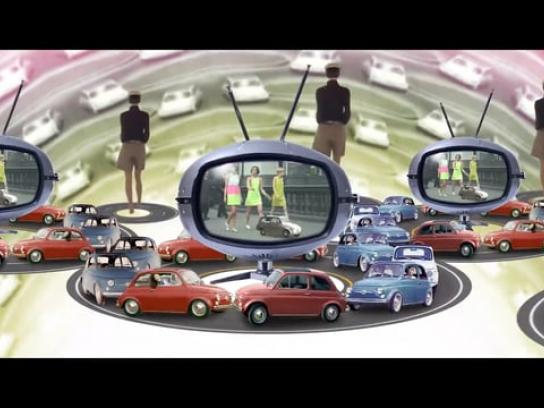 Fiat Film Ad - 60 years