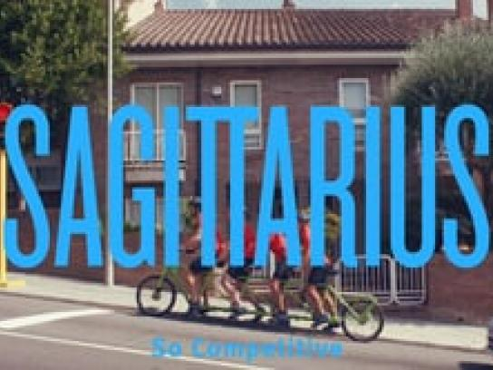 Seat Digital Ad - Sagittarius