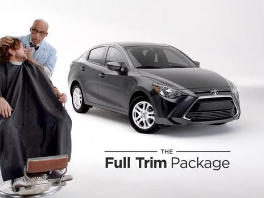 Toyota Digital Ad - The Full Trim Package