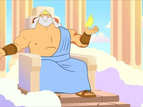 Empower Retirement Film Ad - Zeus