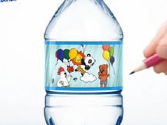 Nestle Film Ad - Panda Style