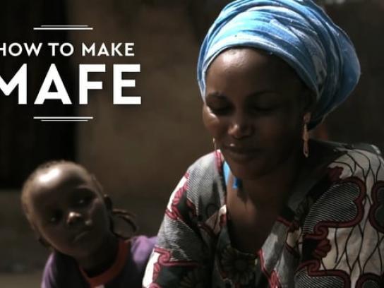 Oxfam Intermon Digital Ad - How to make Mafe