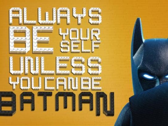 Warner Bros. Pictures Digital Ad - Lego Batman