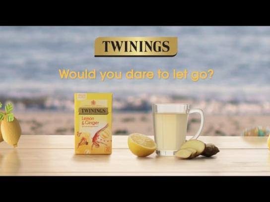 Twinings Digital Ad - The Natural Way to Colour Your Day , 3