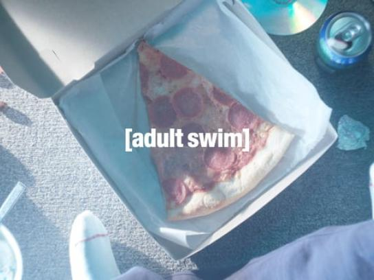 Adult Swim Film Ad - Basement Dweller