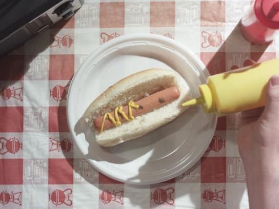 Adult Swim Film Ad - Hotdog Inspire Me