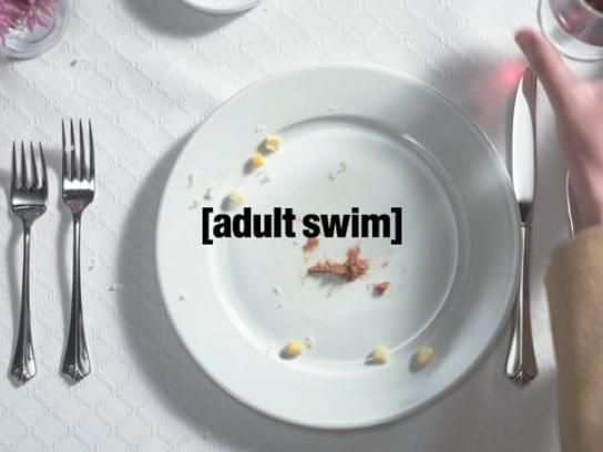 Adult Swim Film Ad - Meatless