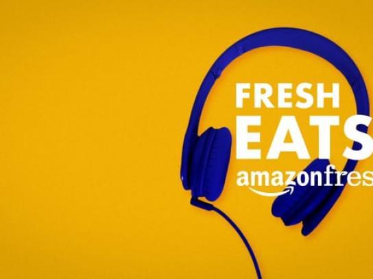 Amazon Digital Ad - Fresh Eats
